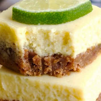 Key Lime Bars (Half Dozen)