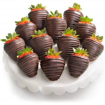 Chocolate Covered Strawberries (1 lb.)