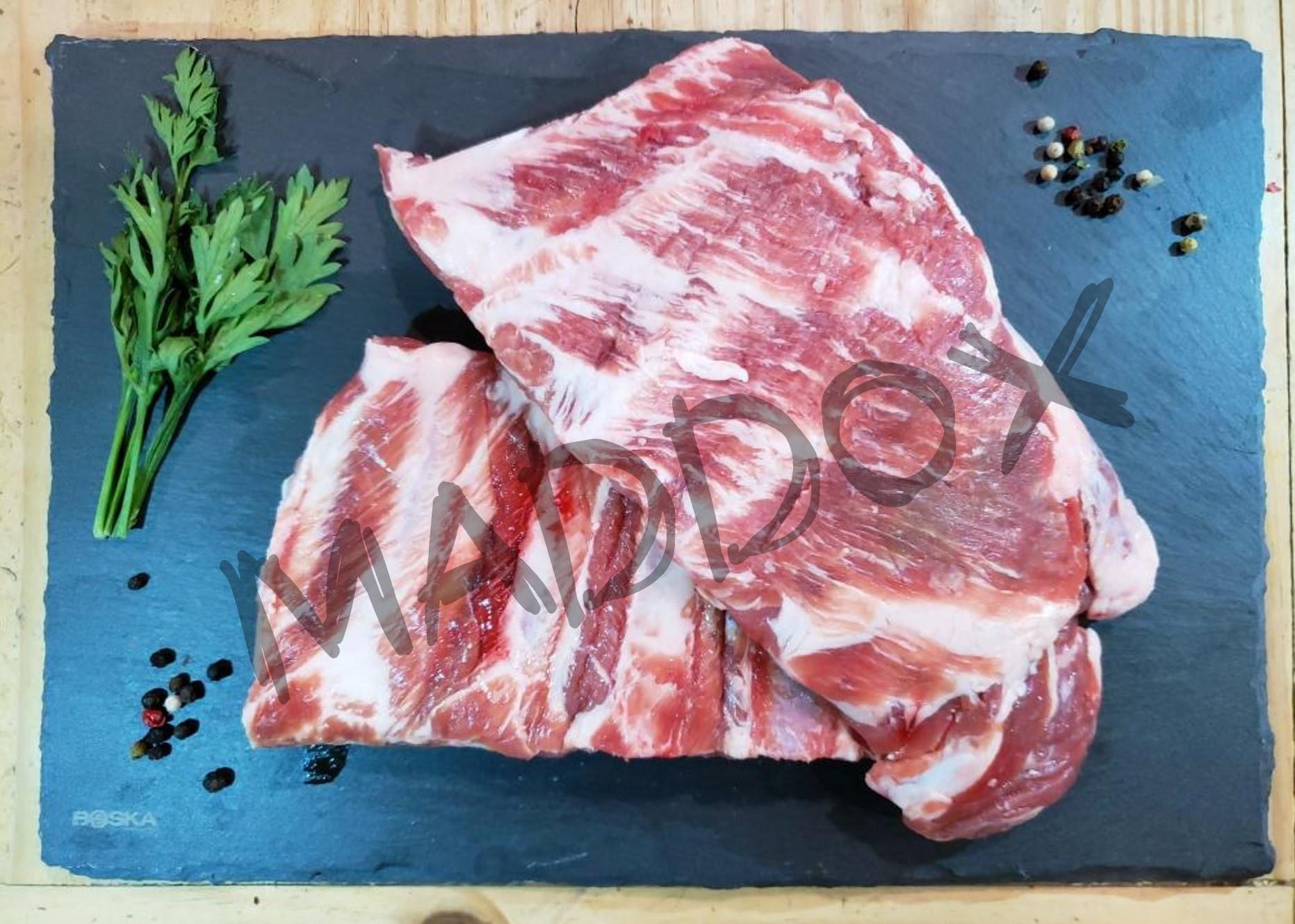 Pork - Spare Ribs