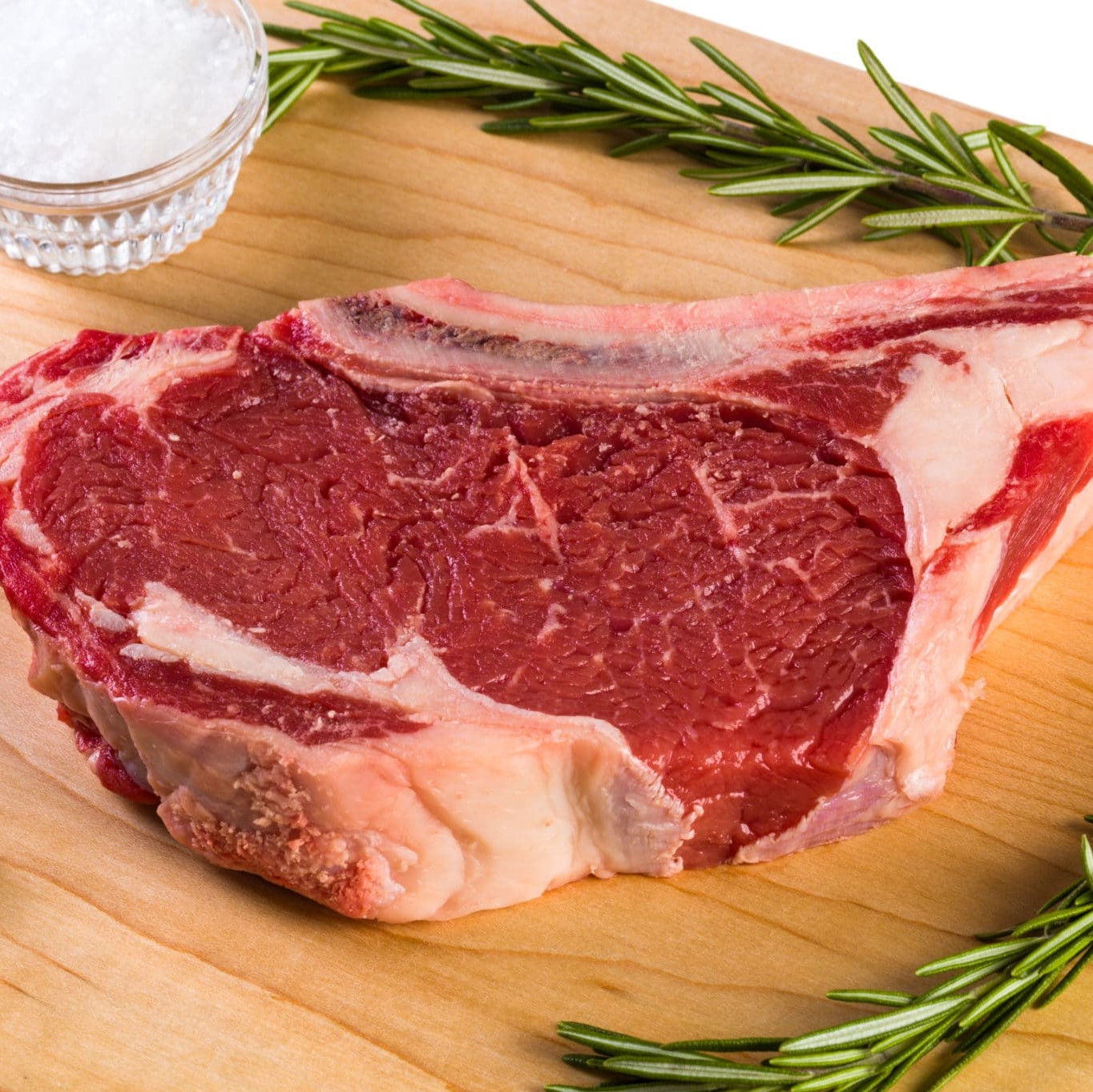 Beef - Rib Steak (Bone-In)