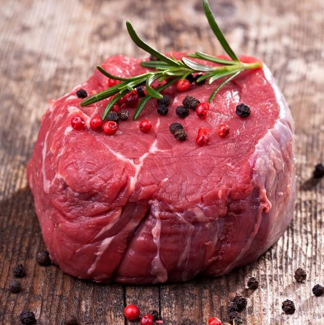 Detoxified, Grass-fed Beef
