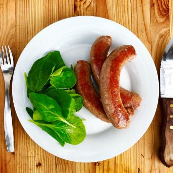 Pork - Polish Links