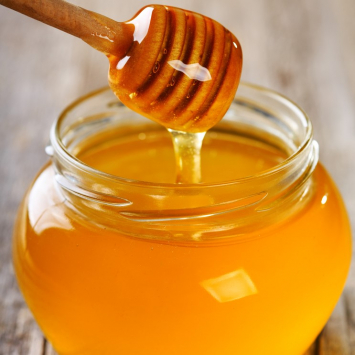 Honey - 1.5lbs Raw Honey