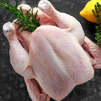 Poultry - Whole Chicken