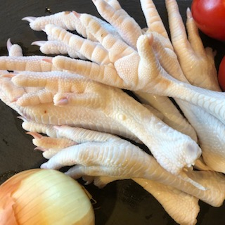 Poultry - Chicken Feet (Unblanched)