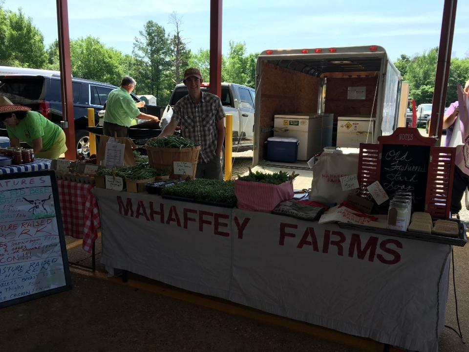 Benton Farmer's Market