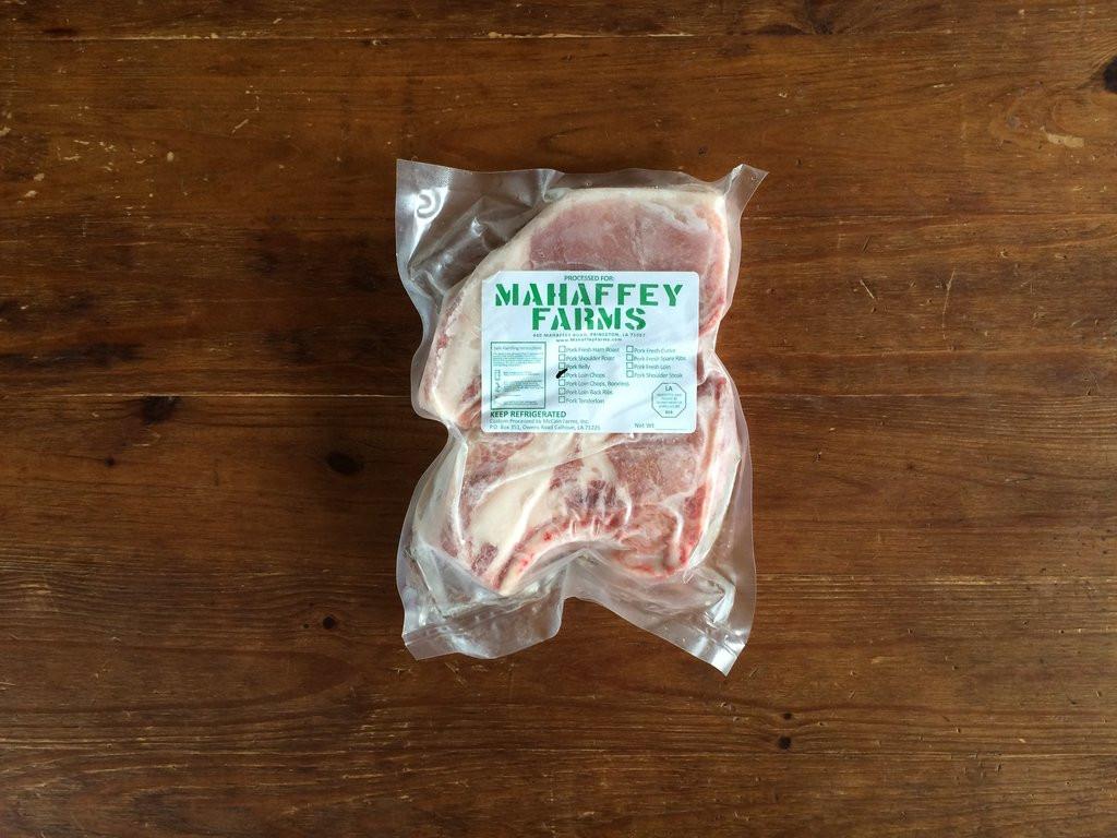 Pork Chops (Thick Bone-In)