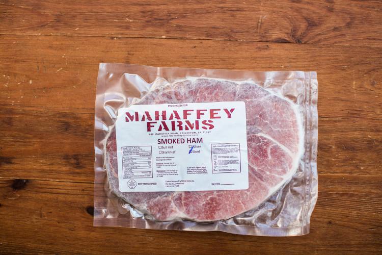 Smoked Ham Slices