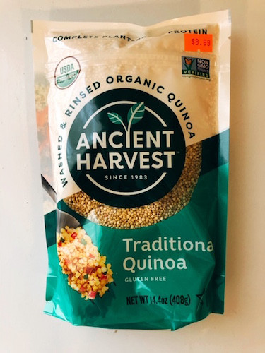 Ancient Harvest - Organic Quinoa
