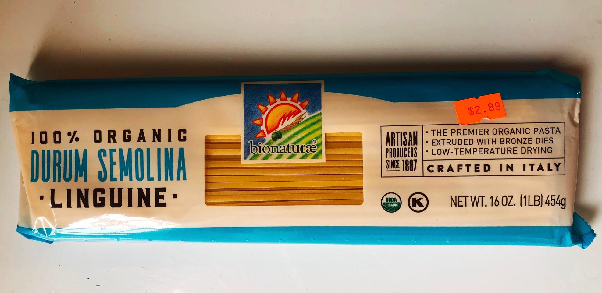 Bionaturae - Organic Linguine