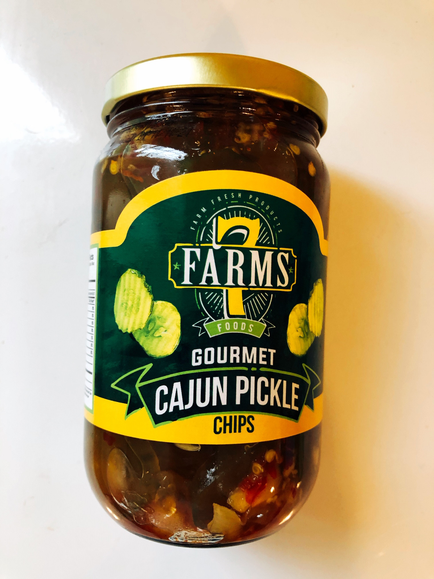 7 Farms - Cajun Pickle