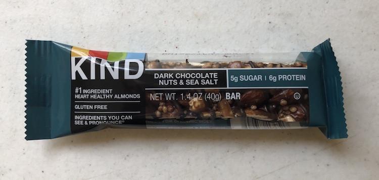 Kind Bar - Dark Chocolate & Sea Salt