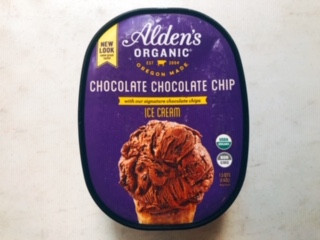 Alden's Organic - Chocolate Chocolate Chip Ice Cream