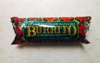 Amy's - Burrito (Cheddar Cheese)