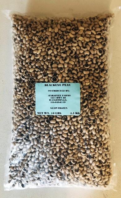 Cypress Grove Produce - Blackeye Peas (Frozen)