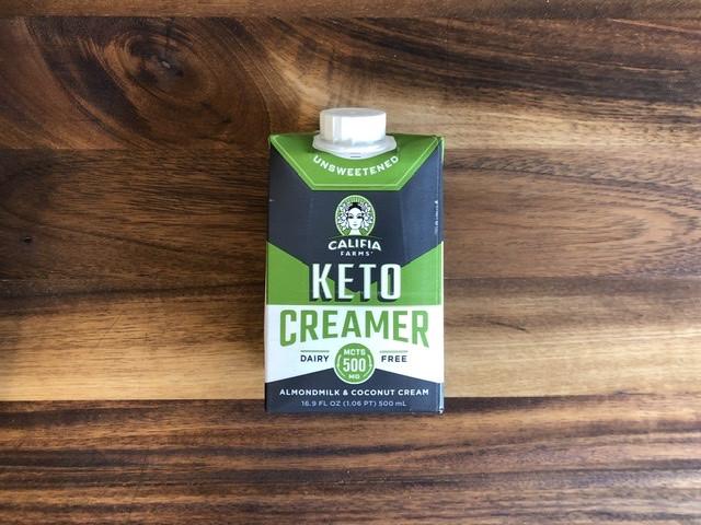 Califia Farms - Keto Creamer - (Unsweetened/Dairy Free)