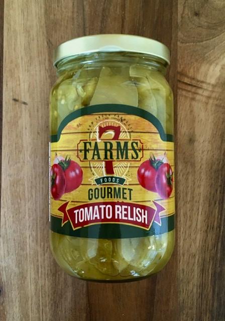 7 Farms - Tomato Relish