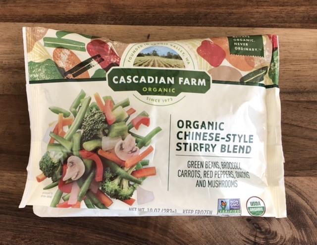 Cascadian Farms - Chinese Stir Fry