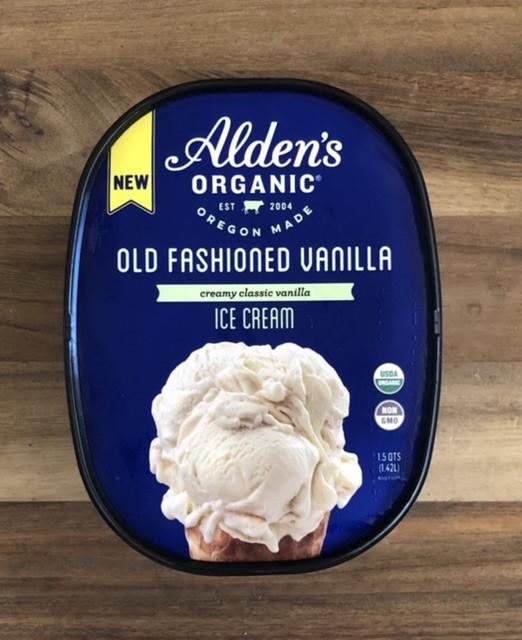 Alden's Organic - Old Fashioned Vanilla