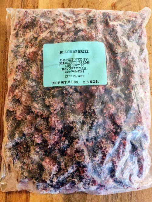 Cypress Grove Produce - Blackberries (Frozen)