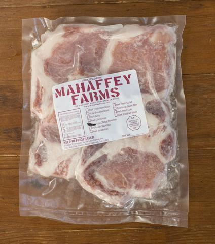 Pork Chops (Thin Boneless)