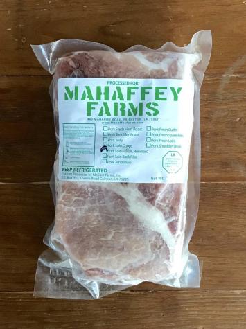 Pork Chops (Thick Boneless)