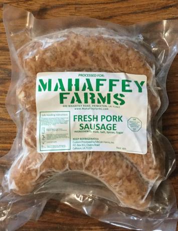 Fresh Pork Sausage (Link)