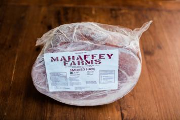 Smoked Ham Half
