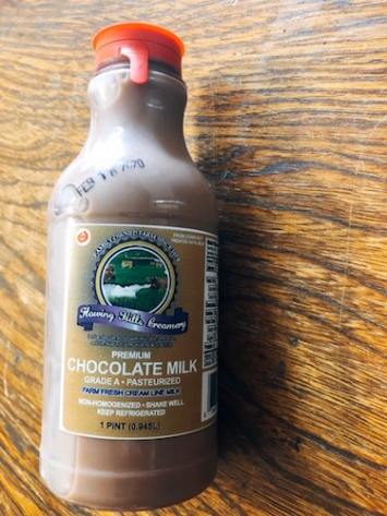 Flowing Hills Creamery - Chocolate Milk