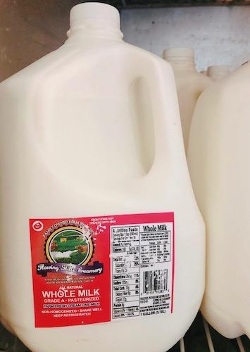 Flowing Hills Creamery - Whole Milk