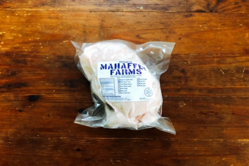 Raw Pork Fat For Lard (leaf fat)