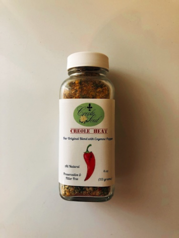 Creole Soul - Creole Heat Seasoning
