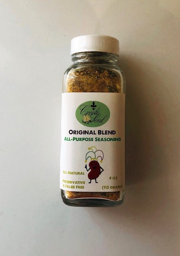 Creole Soul - Original Blend All Purpose Seasoning
