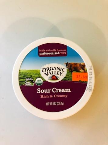 Organic Valley - Sour Cream