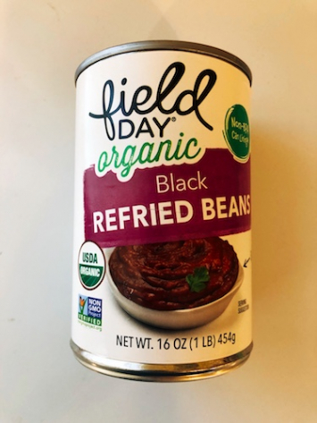 Field Day - Organic Black Refried Beans