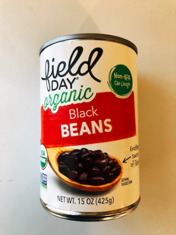 Field Day - Organic Black Beans (Canned)