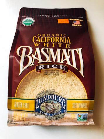 Lundberg - Organic White Basmati Rice