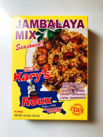 Kary's Roux - Jambalaya Mix
