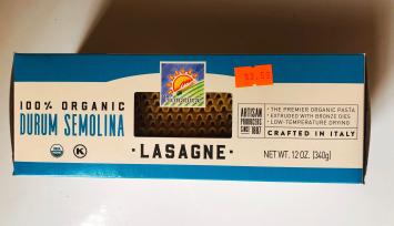 Bionaturae - Organic Lasagne