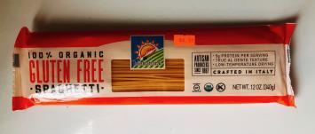 Bionaturae - Organic Spaghetti (Gluten Free)