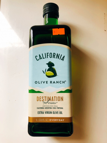 California Olive Ranch - Extra Virgin Olive Oil