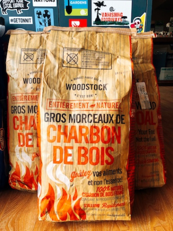 Woodstock - Hardwood Lump Charcoal