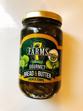 7 Farms - Bread & Butter Pickles