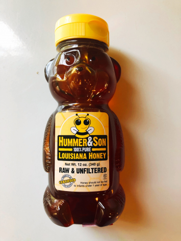 Hummer & Son - Raw Unfiltered Honey (12oz)