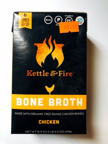 Kettle & Fire - Chicken Bone Broth