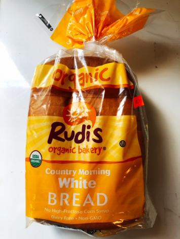 Rudi's - Organic Country Morning White Bread