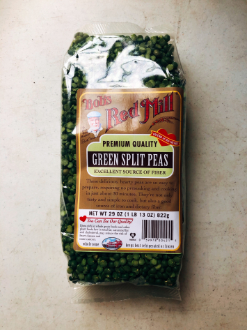 Bob's Red Mill - Green Split Peas