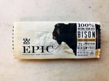 Epic - Bison Bar (Uncured Bacon & Cranberry)