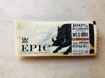 Epic - Wild Boar Bar (Uncured Bacon)