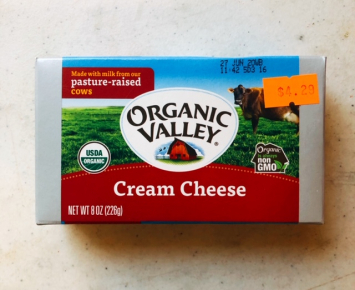 Organic Valley - Cream Cheese